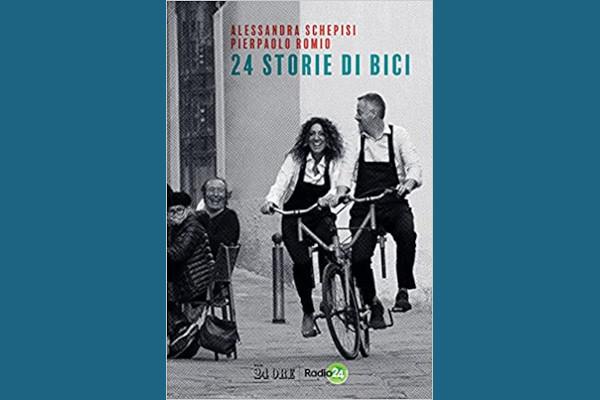 Libro 24 storie di bici
