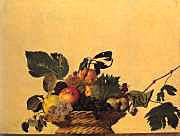 La canestra di frutta, di Caravaggio