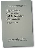 The American Conversation and the Language of Journalism