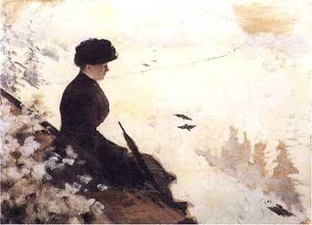 Effetto neve, di Giuseppe De Nittis
