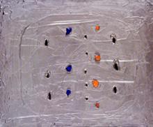 Lucio Fontana, Venezia d'argento (1961)