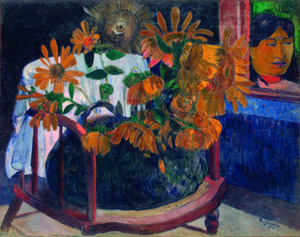 Paul Gauguin, Girasoli (1901)