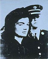 Andy Warhol, Jackie, 1964