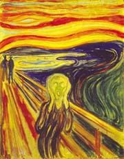 L'Urlo, di E. Munch